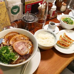 ちゃぶ屋 とんこつ らぁ麺 CHABUTON ヨドバシ横浜店