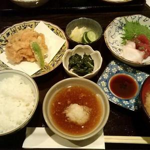 天ぷら かわむら