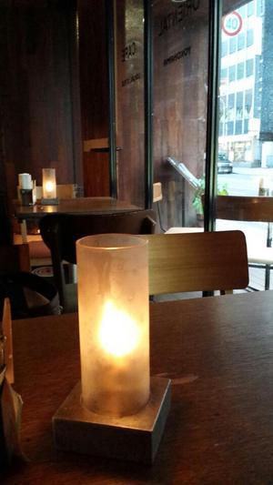 オリエンタルカフェ