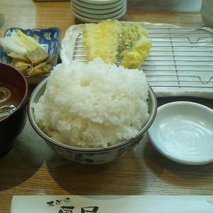 天ぷら 萬屋