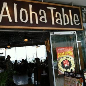 アロハテーブル オーシャンブリーズ (Aloha Table Ocean Breeze)