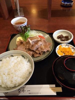 季節料理 なか一 (ナカイチ)