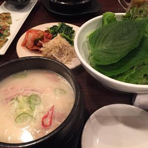 KOREAN DINING 長寿韓酒房  (チョウジュカンシュボウ) 銀座店